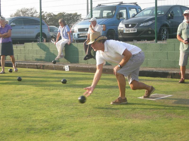 Interclub Bowls match - bosc4a