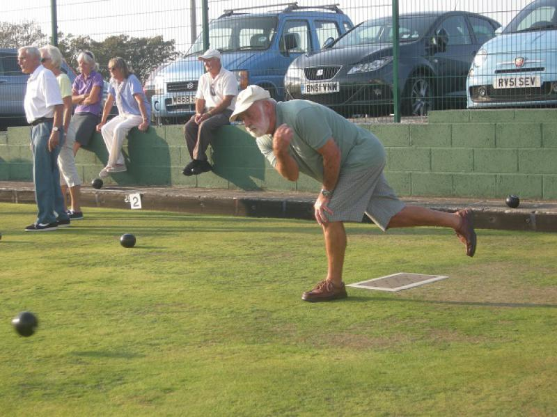 Interclub Bowls match - bosc6a