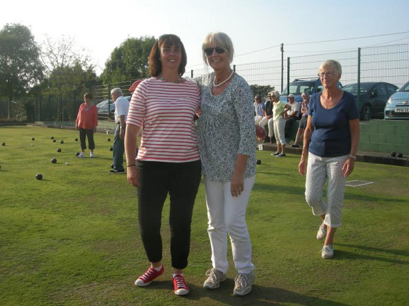 Interclub Bowls match - bosc7a