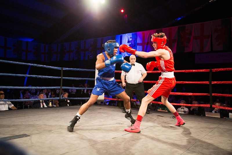 Annual Rotary Boxing Event - Friday 18th October - England vs Germany - boxers