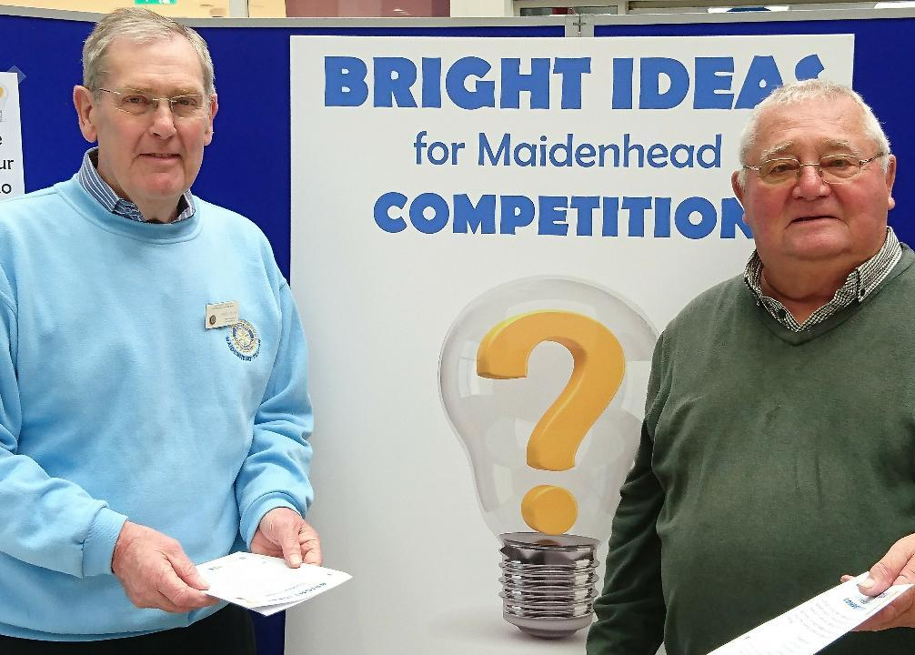Bright Ideas for Maidenhead Competition 2017 -