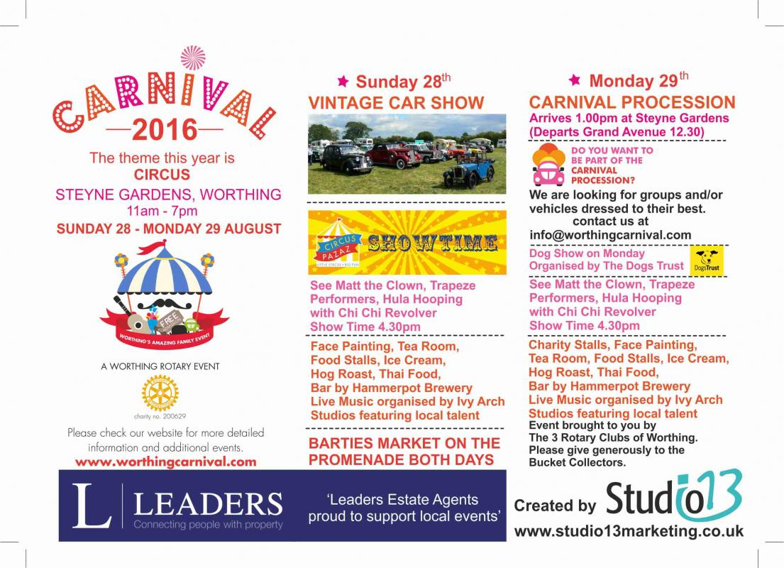 Worthing Rotary Carnival -