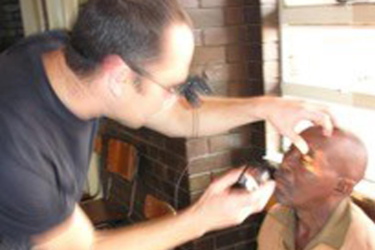Grahamstown Eye Clinic Update -