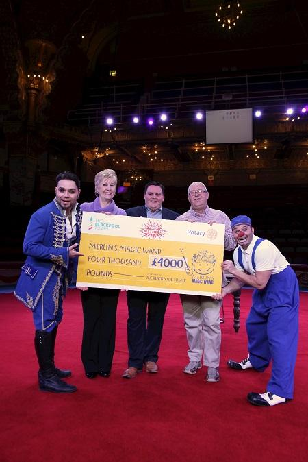 Blackpool Tower Circus Presentations -