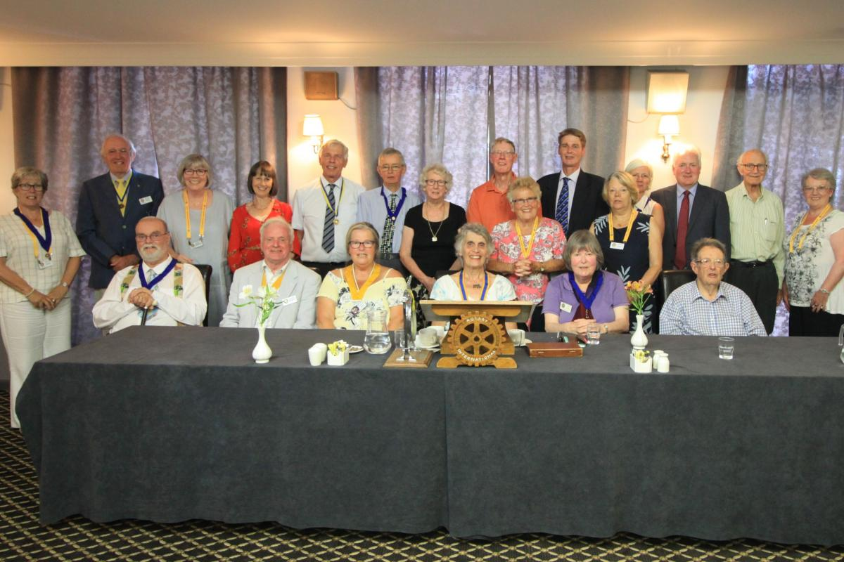 Rotary in Action - a photo miscellany - club picture