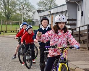 Primary School Cycling 2018/2019 -