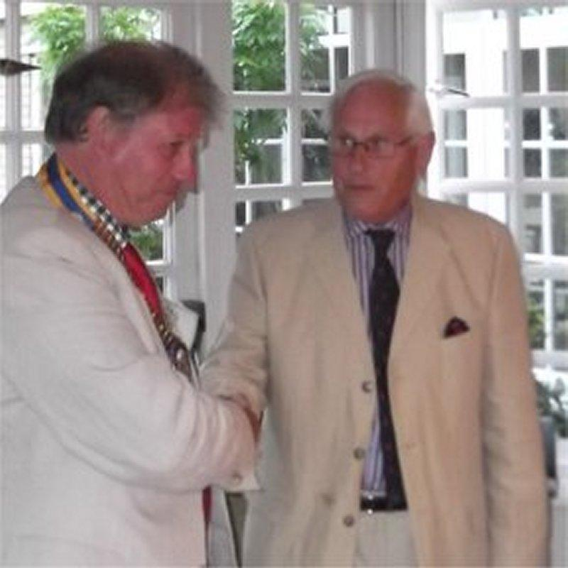 Visit by Rotarian from India - Club Assembly 18th June 2015