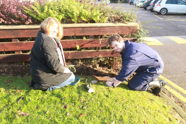 Planting at Deeside Christian Fellowship Church -