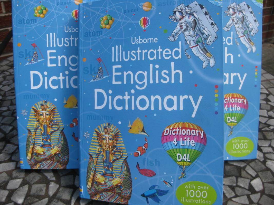 Rotary Literacy Project - Dictionary4Life -