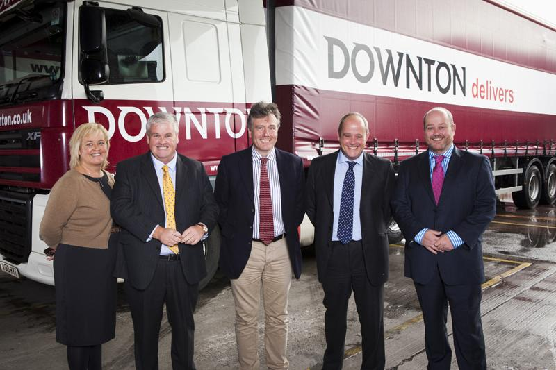 Joint meeting with Stonehouse Rotary Club : Speaker Andrew Downton of Downton Transport -