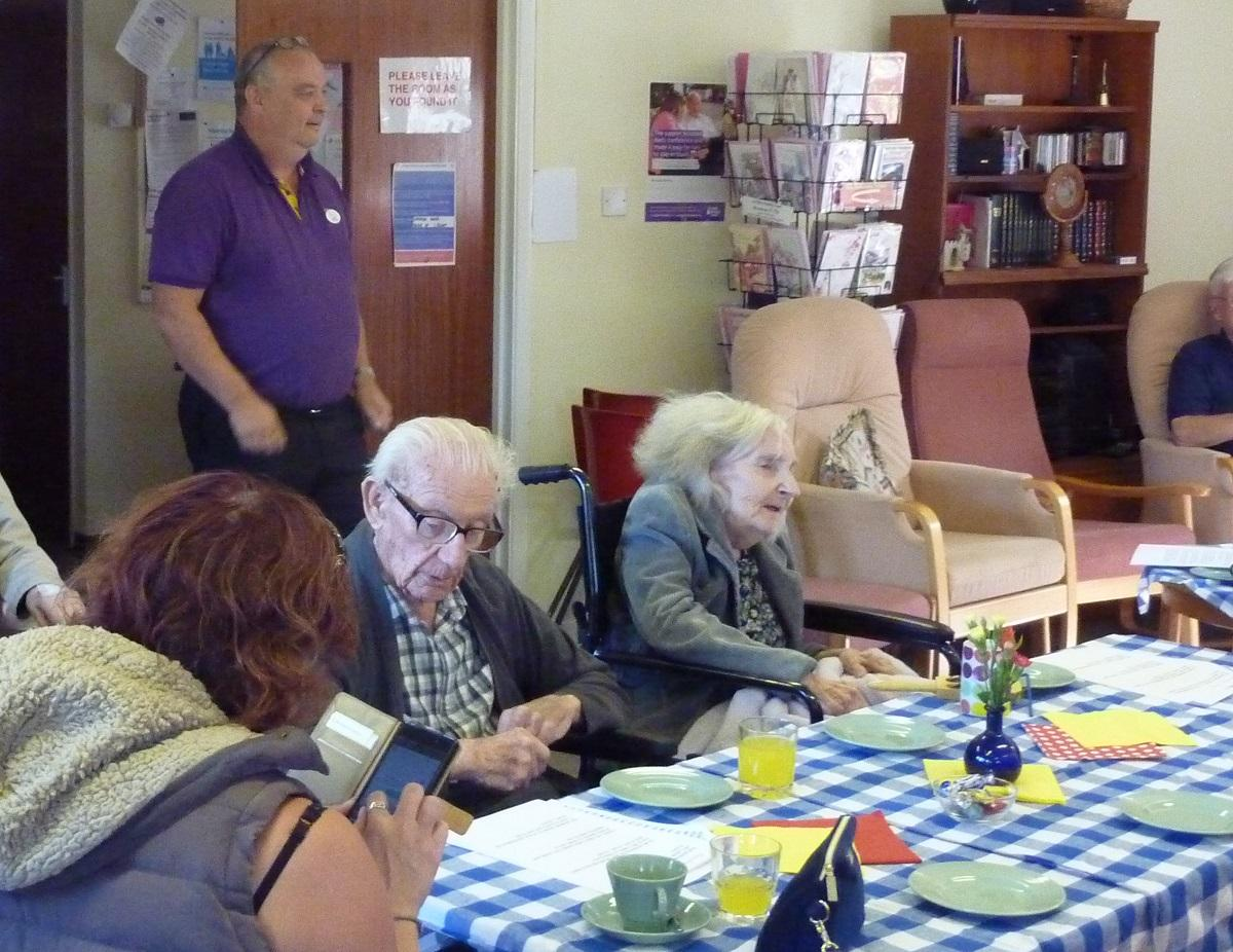 Sep 2018 Girton Memory cafe - Dance - .