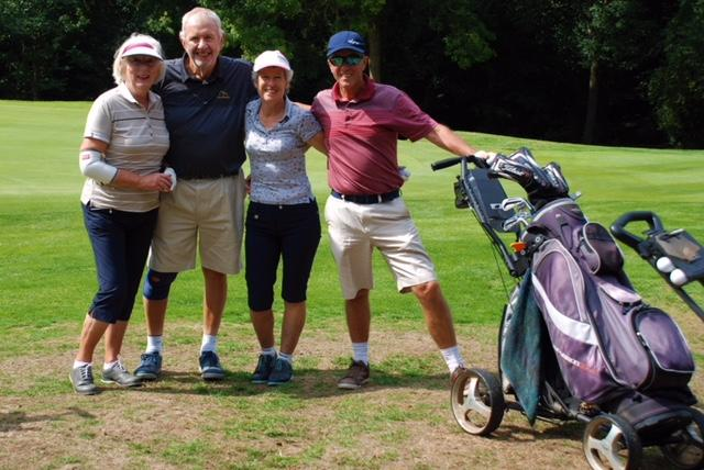 Charity Golf Day 2018 -