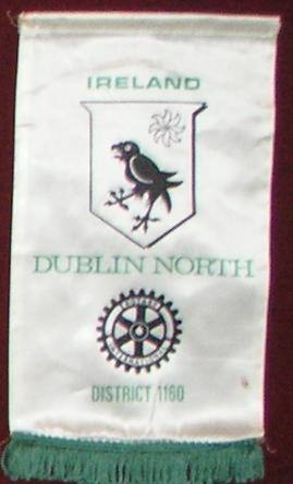 Banners - Dublin North (our 1st International visit!)