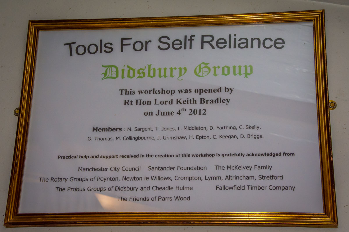 Tools For Self Reliance -
