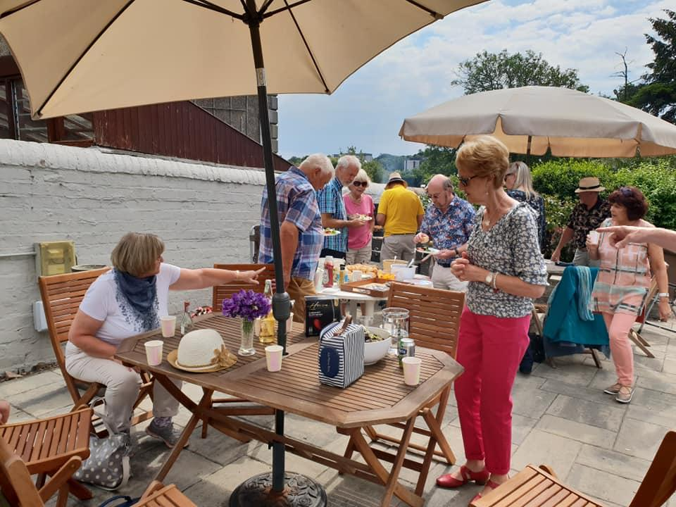 Summer Barbecue -