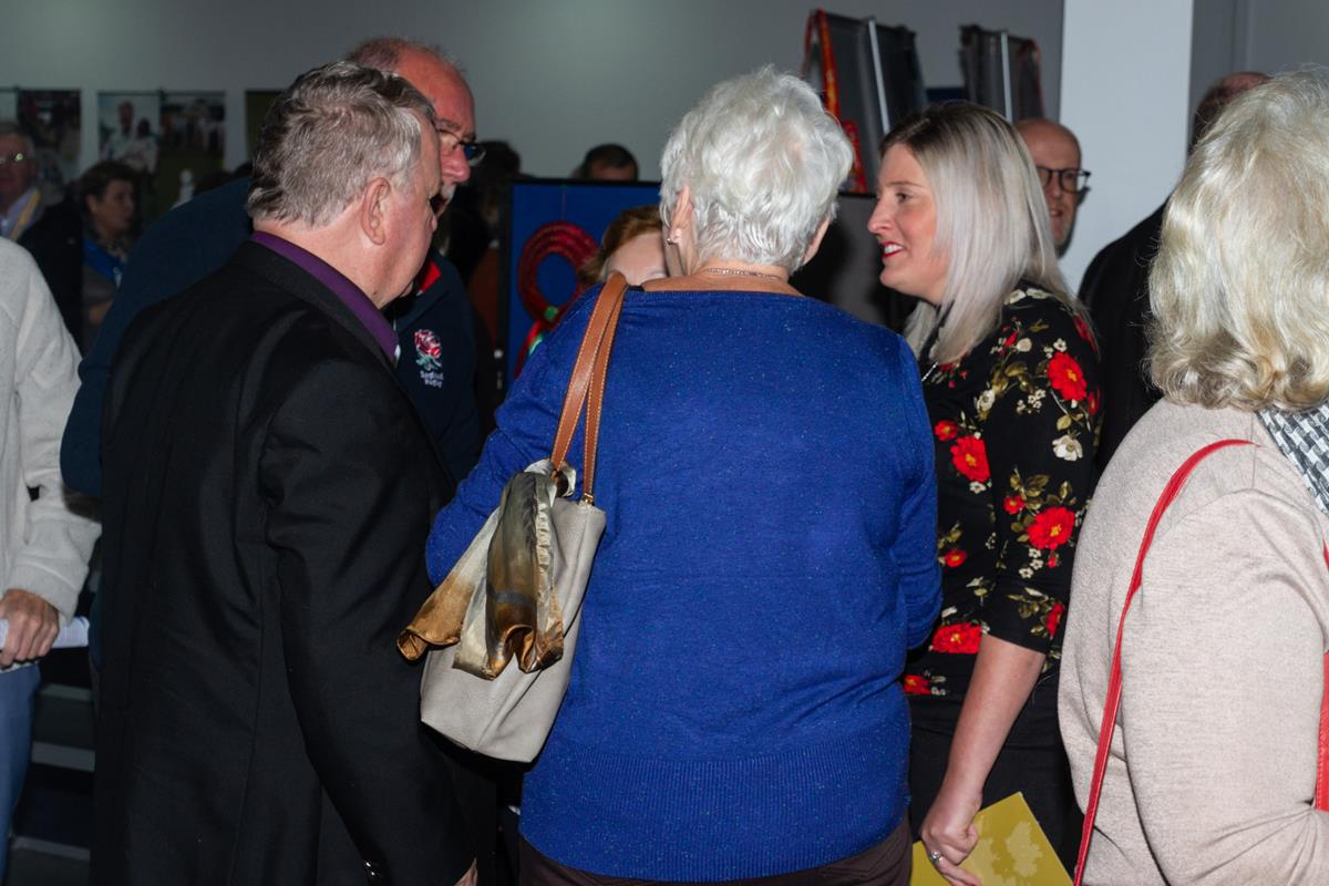 Conference 2019 pictures - Just chatting...
