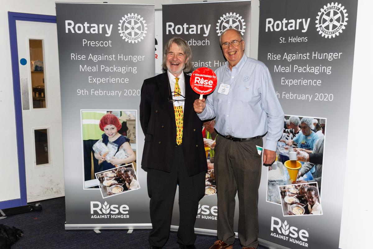 Conference 2019 pictures - Rise Against Hunger