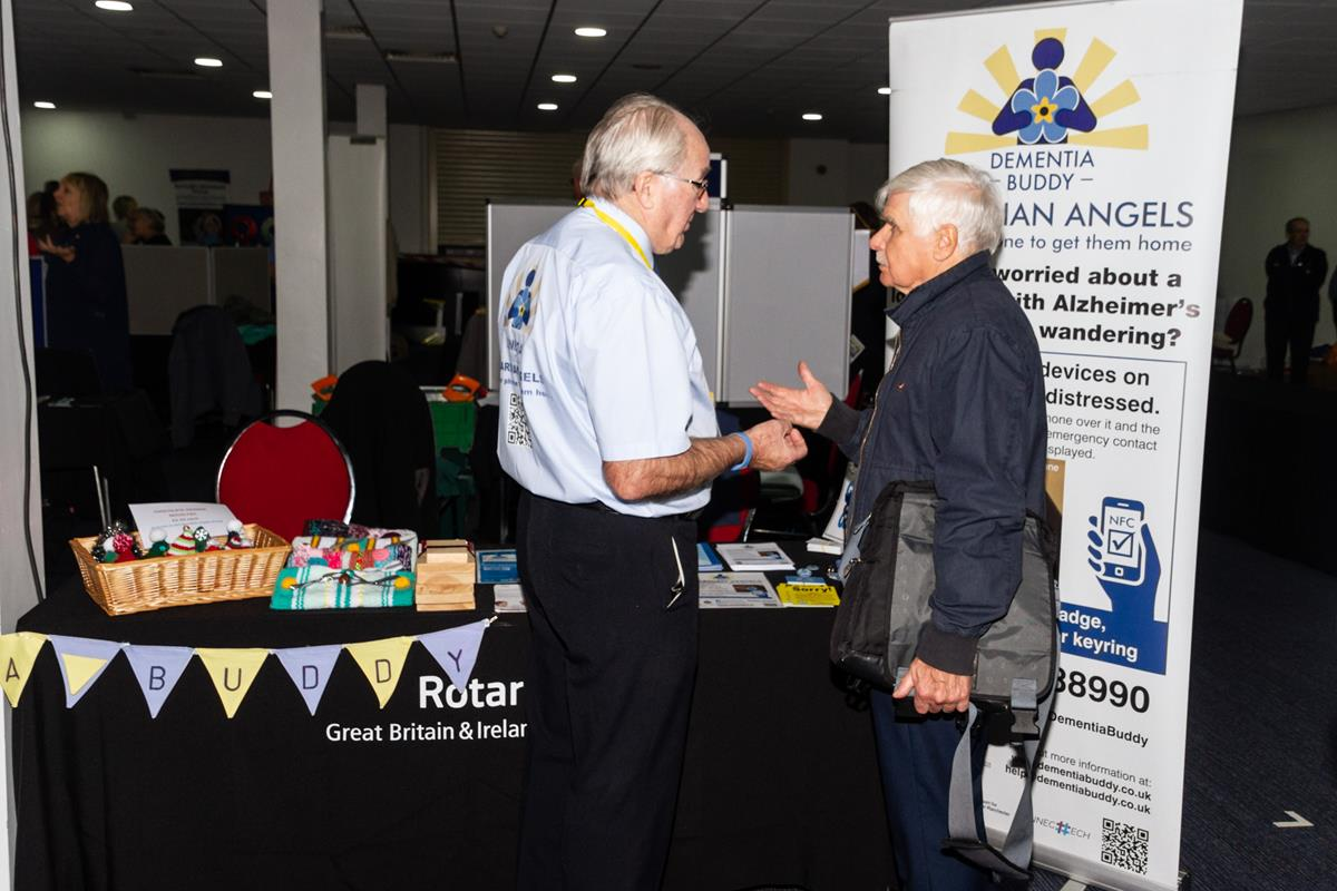Conference 2019 pictures - Dementia Buddies