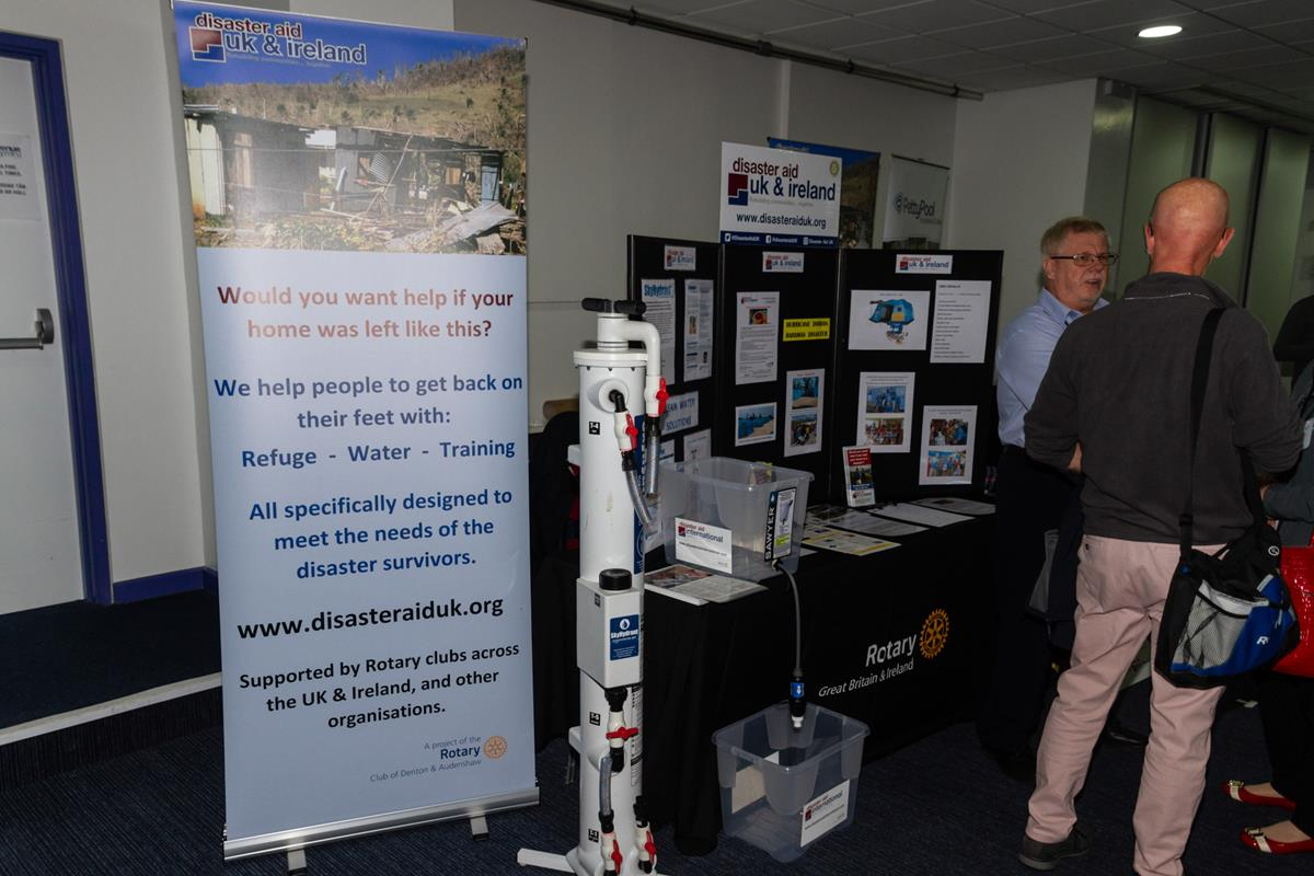 Conference 2019 pictures - Disaster Aid UK