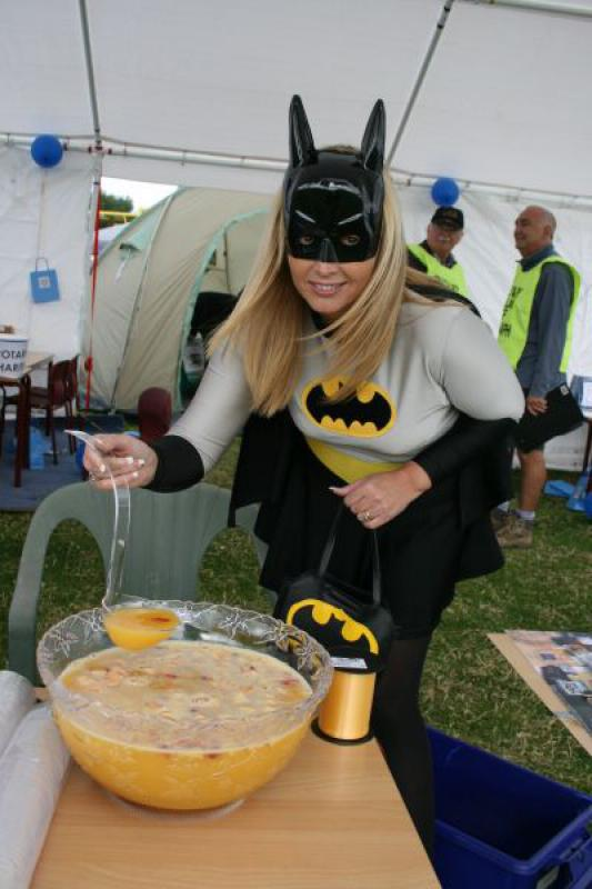 Thousands brave the elements for the Rotary St Asaph Country Fayre - fayre007