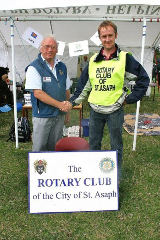 Thousands brave the elements for the Rotary St Asaph Country Fayre - fayre017