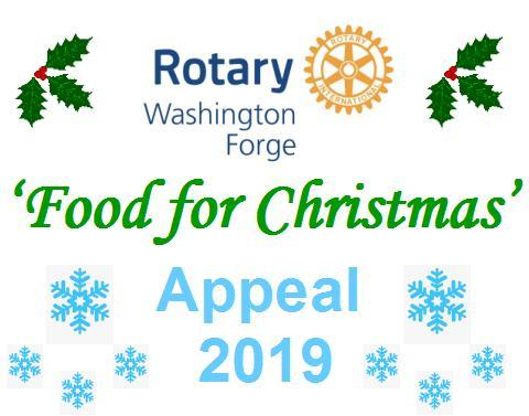 'Food for Christmas Appeal' 2019 - Collection 2 -