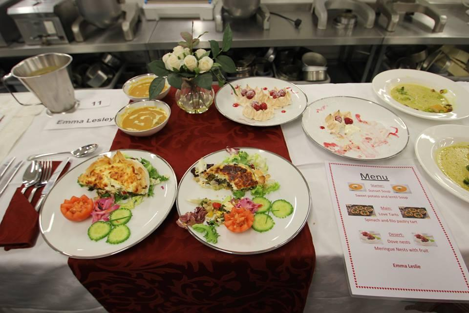 Young Chef District Competition 2017 -