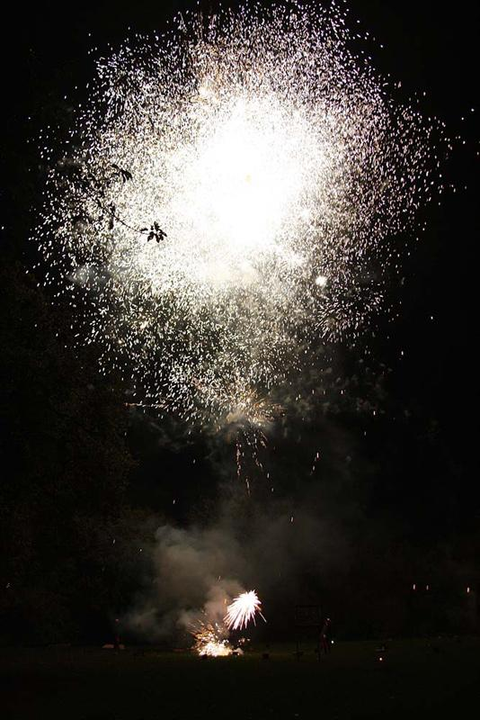Fireworks Night 2012 - So the fireworks can light the sky