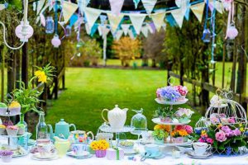 Club Meetings, Fellowship & other Social Events - Open Gardens and afternoon tea