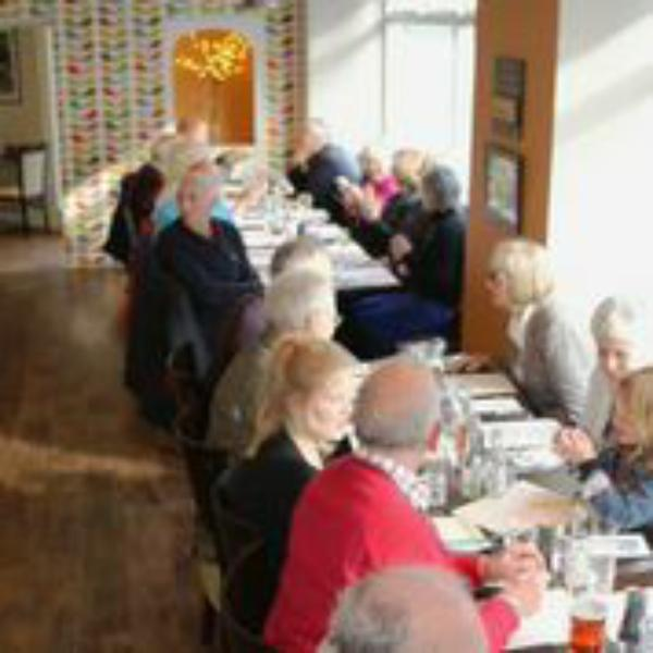 FELLOWSHIP LUNCH -