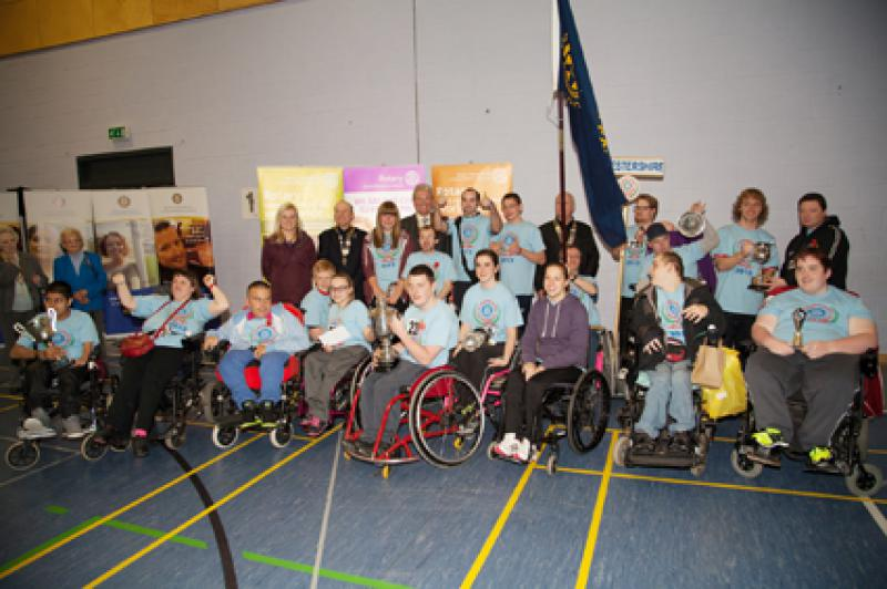 The 32nd English Disabled Sports Team Championship - gmli1011 9202web
