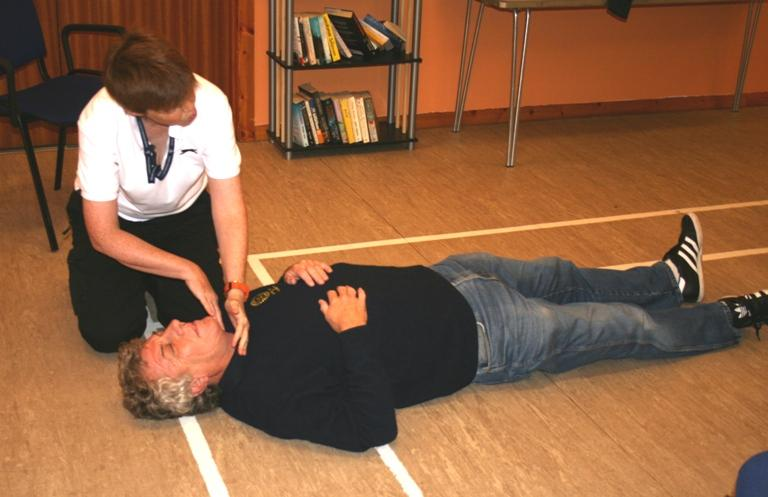 Heart Start & Defibrillator Training -