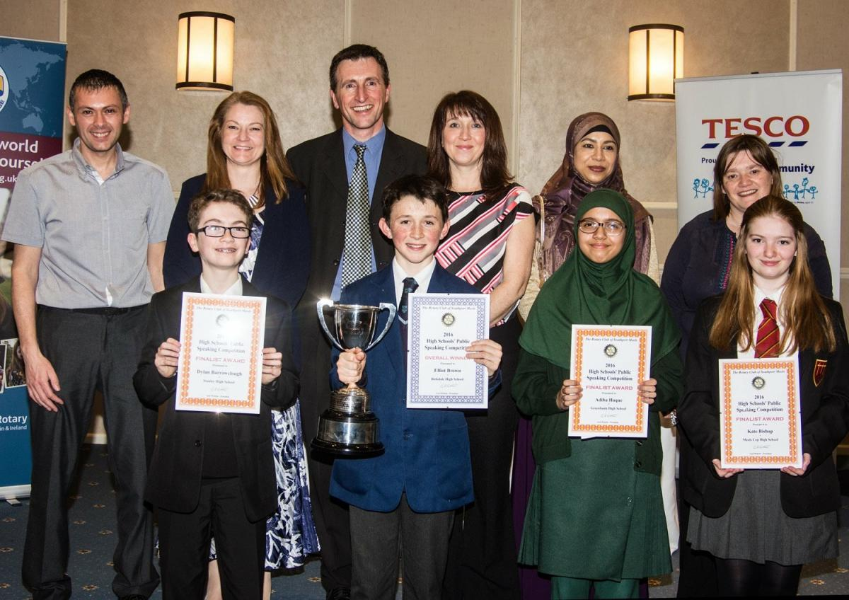 Youth Speaks - The Krishnan Cup - Pupils & Parents 2016
