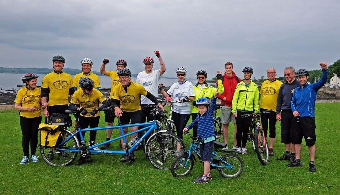 RIBI Sponsored bike ride in support of prostate cancer - image(47)