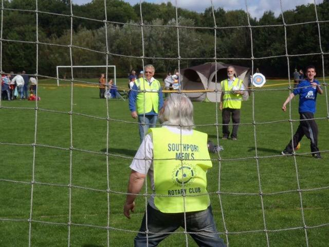 District Fun Games -