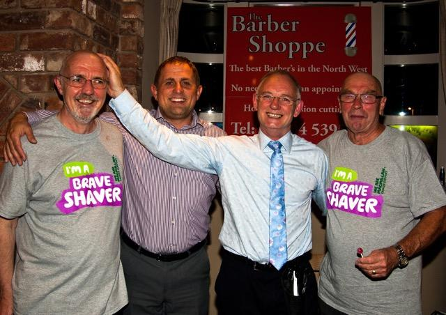 Latest News  - McMillan Brave the Shave