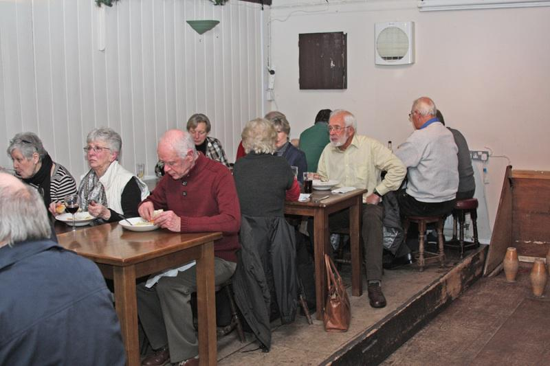 Skittles Evening at Frog and Wicket on 24 February 2014 - Photo courtesy of Ross Mitchell