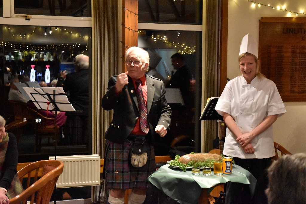 Scots Night 2017 -