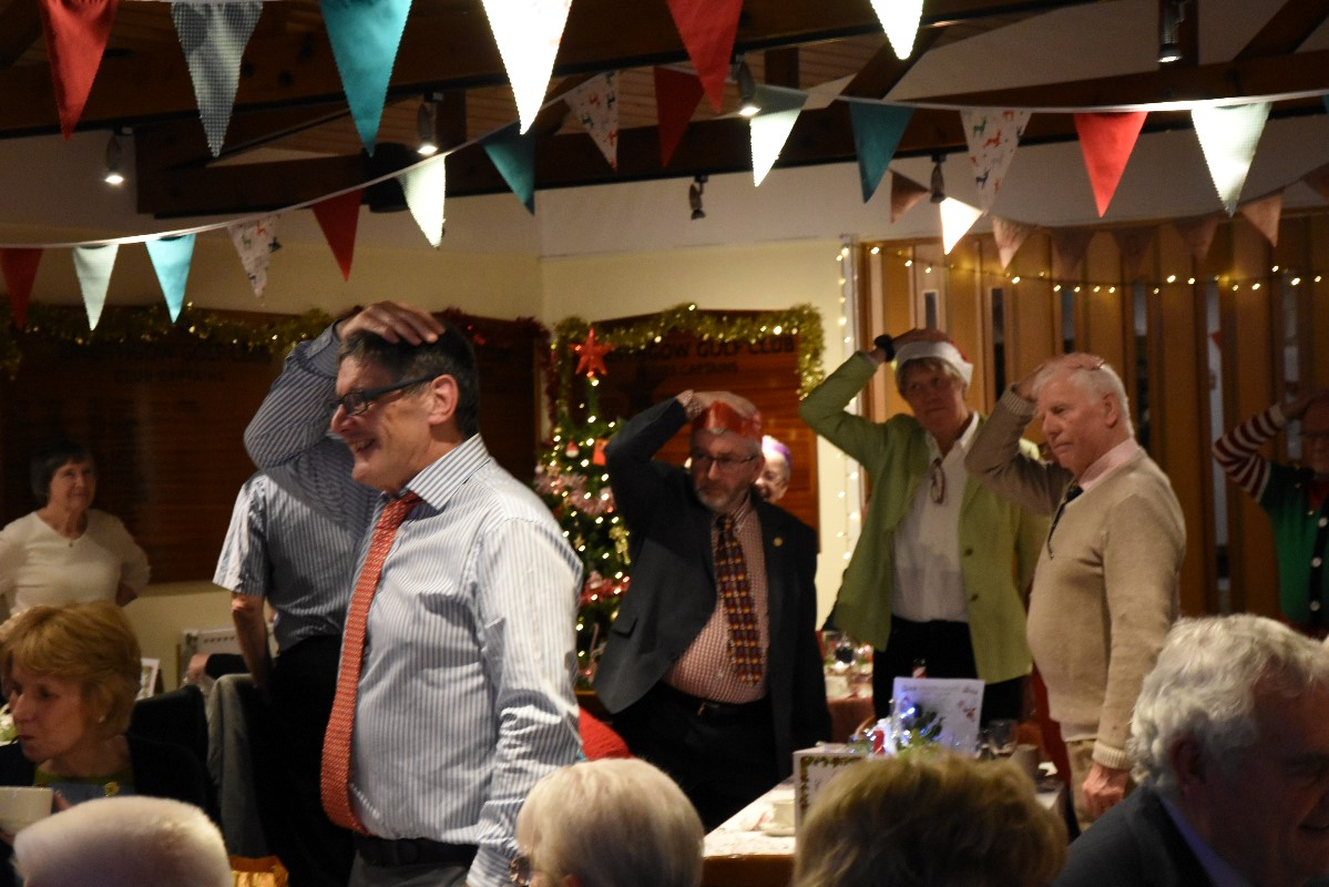 Christmas Party 2018 -