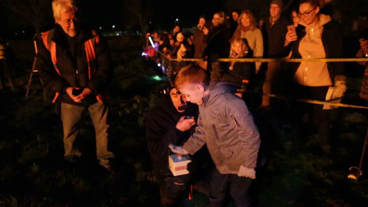 Bonfire and Fireworks 4th November 2017 -