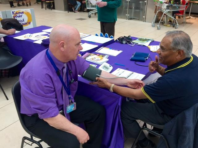 National 'Know Your Blood Pressure' Day 2018 -