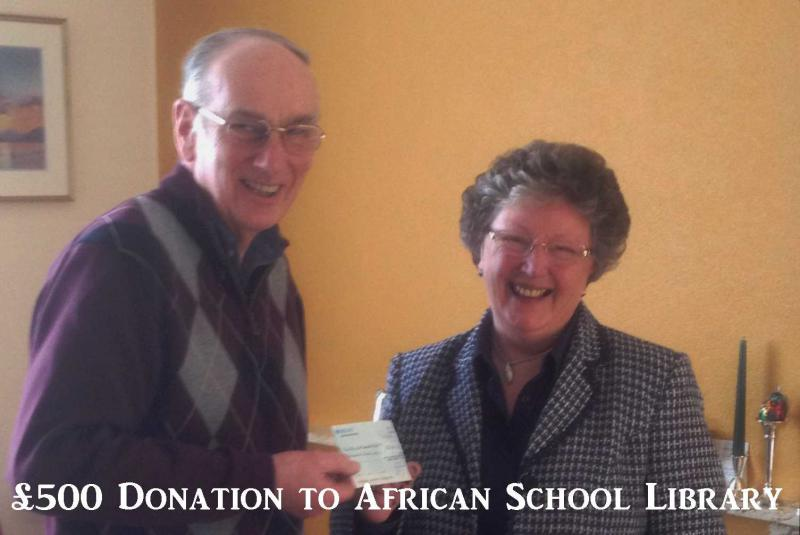 President's Charities for 2013-14 - library project1