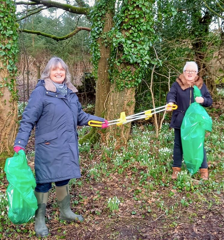LITTER PICKING PROJECT -