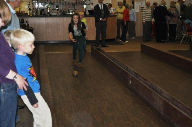 Annual Coventry Rotary Club Skittles Night - loweleshia