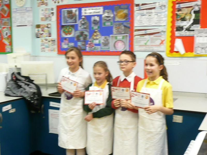 Horwich Primary School MasterChef Competition - Picture 1