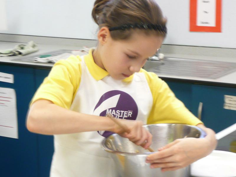 Horwich Primary School MasterChef Competition - Picture 3