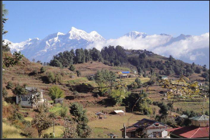 VISIT TO NEPAL - Mountain settlements