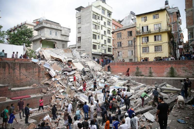 Communities Overseas - Nepal Earthquake 2015