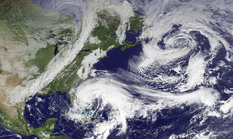 Putting the Environment on the Map - Severe weather affects economies