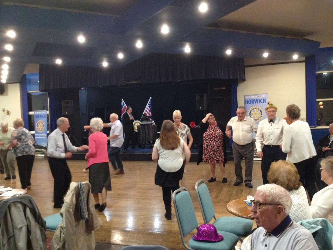 Senior Citizens Party 2017 -